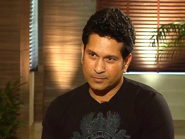 Video : Sachin Tendulkar To 'Start-Up' His Second Innings