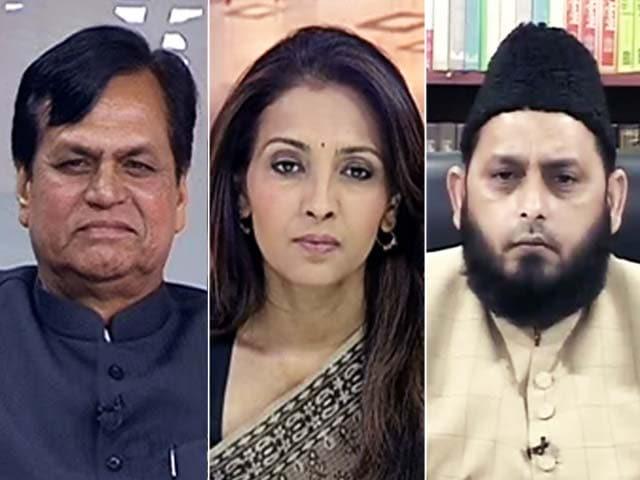 Videos : बड़ी खबर : 'भारत माता की जय' ग़ैर इस्लामी? दारुल-उलूम के फ़तवे पर विवाद