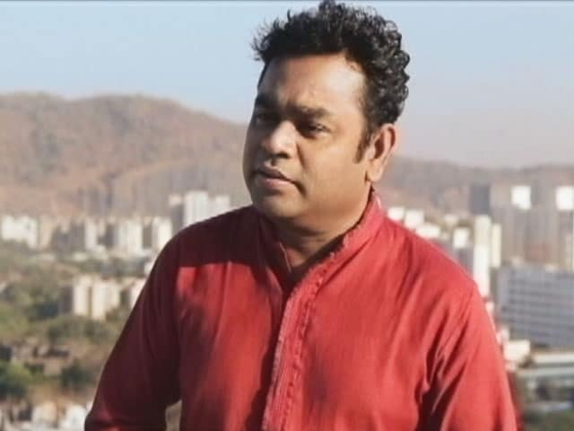 Video : A R Rahman Supports Children Who Lost Their Parents to Agricultural Distress