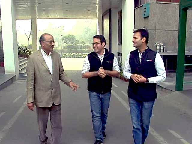 Video : Walk The Talk With Snapdeal Founders Kunal Bahl And Rohit Bansal