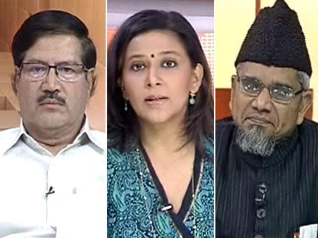 Videos : नेशनल रिपोर्टर : 'भारत माता की जय' पर फ़तवा जारी करना क्यों जरूरी लगा?