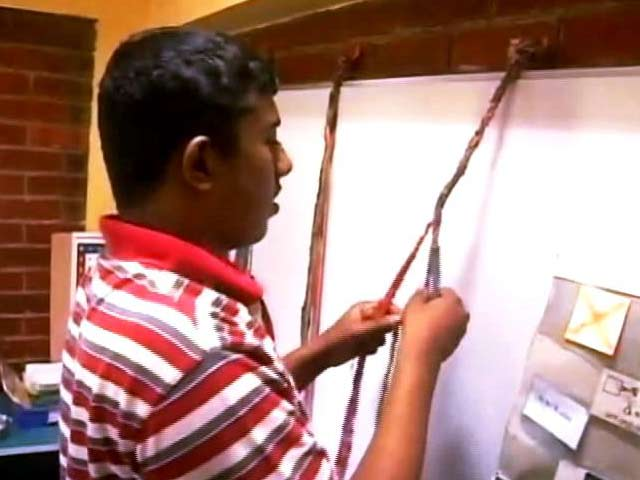 Video : At A Special Chennai School, Children With Autism Learn A New Skill