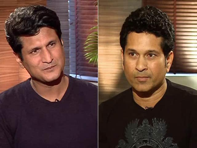Video : Sachin's 'Smart' Venture