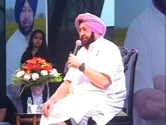 Video : For Punjab Contest, Congress Counts On 'Coffee With Captain'