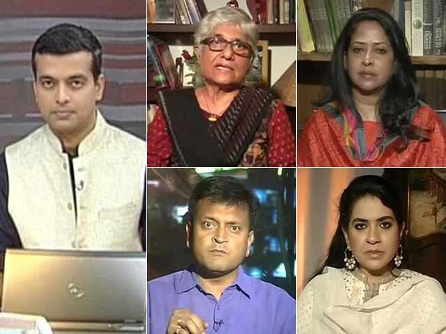 Video : Maharashtra Chief Minister Devendra Fadnavis Reignites Patriotism Debate