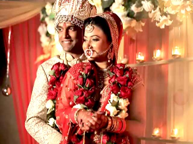 Video : A Punjabi Style Wedding That You'll Never Forget!