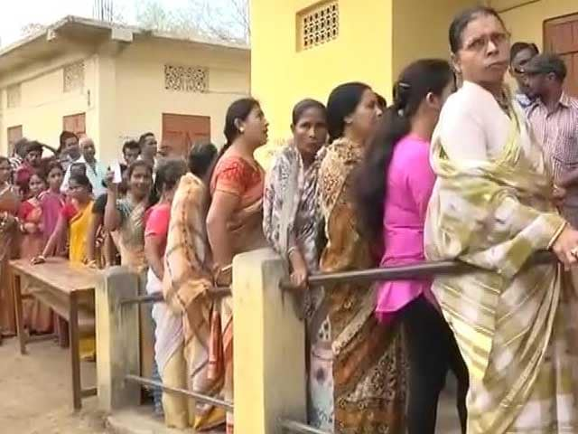 Video : Assam, West Bengal See High Voting In Phase 1