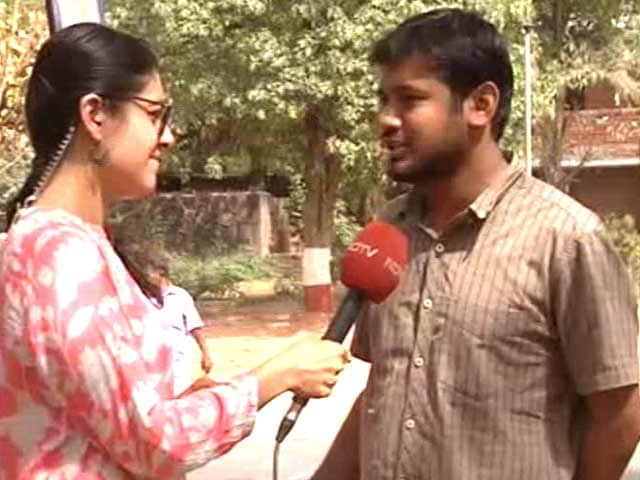 Video : 'Ridiculous,' Says Kanhaiya Kumar As Smriti Irani's Ministry Ranks JNU At 3
