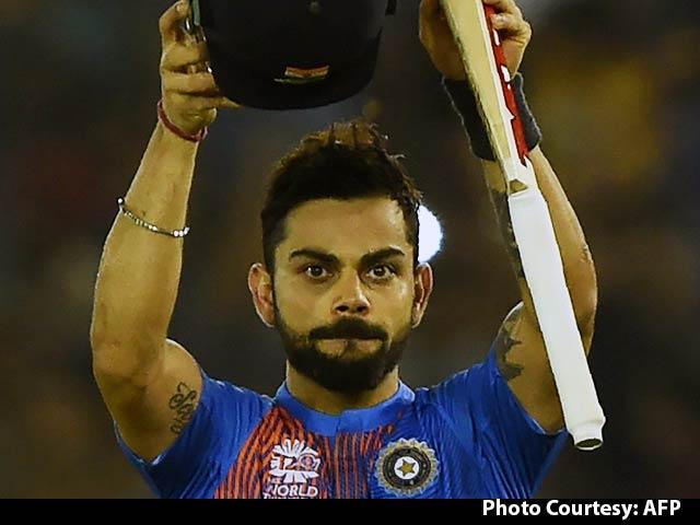 It's A Shame That Virat Kohli Didn't Play World T20 Final: Sangakkara