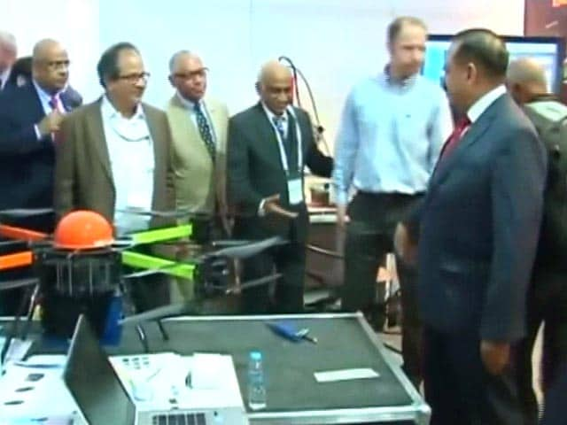 Video : India-US To Launch Joint Satellite To Study Climate Change