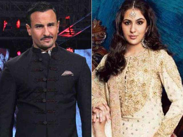Video : Sara Doing Very Well, Gushes Father Saif