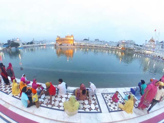 Video : Golden Temple Losing Its Sheen Due To Air Pollution