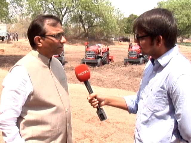 Video : Dr. Pawan Goenka Talks About the Newly launched Yuvo Tractor Range