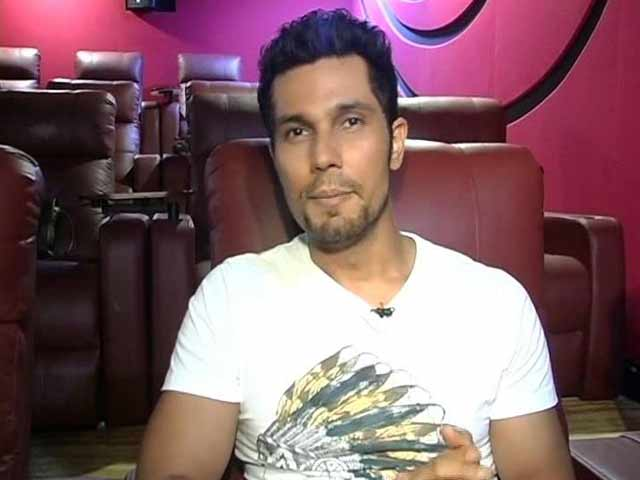 Video : Randeep Hooda on His Weight Loss for <i>Sarbjit</i>