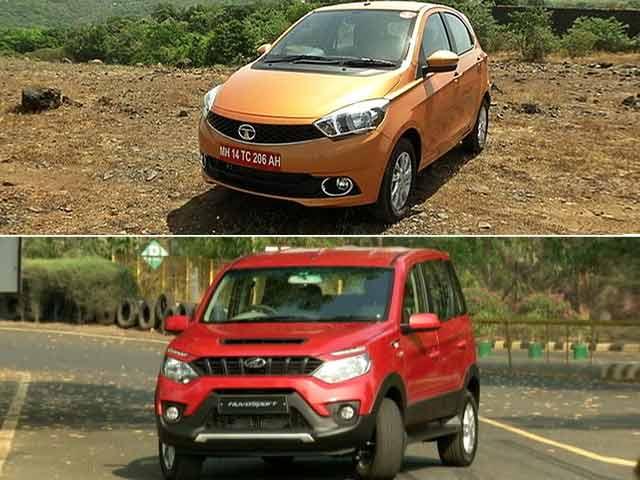 Video : Mahindra NuvoSport, Tata Tiago, Mercedes-Benz GLE 450 AMG Coupe Review and JK Tyre Himalayan Drive