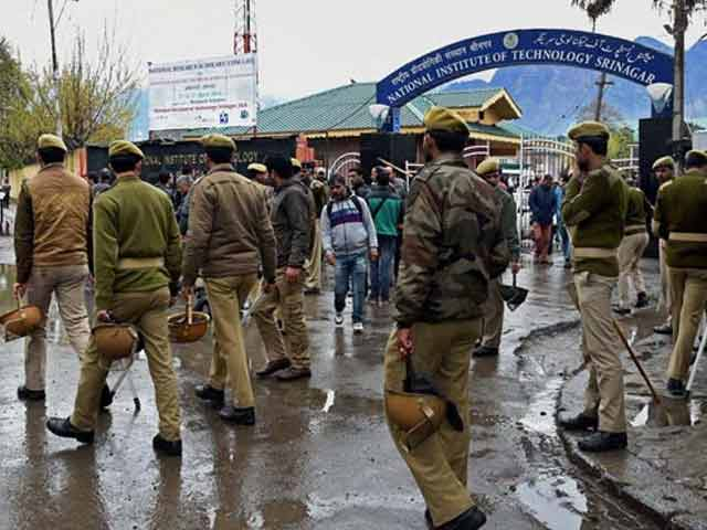 Video : NIT Srinagar Issue: 2 FIRs Registered In Connection With Campus Violence