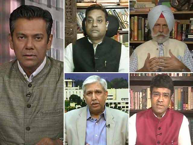 Video : Peace Process Suspended, Says Pakistan: End Of Modi-Sharif Bonhomie?
