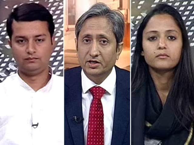 Videos : प्राइम टाइम : NIT श्रीनगर में विवाद की वजह क्या है?