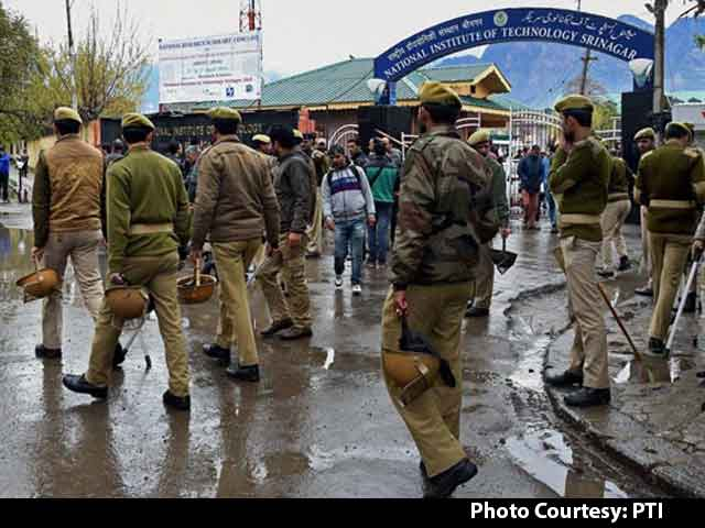 Video : Don't Need Certificate Of Nationalism, Says Police After NIT Srinagar Unrest