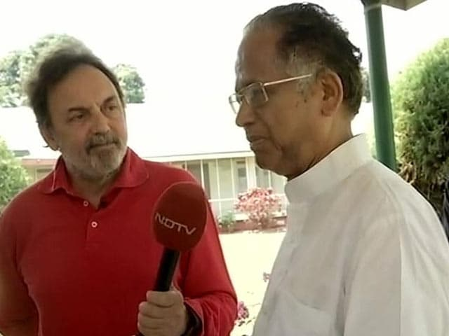 Video : Can't Build A Dynasty If Not Accepted by People: Tarun Gogoi