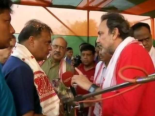 Video : Rahul Controlling Sonia Gandhi Now: Himanta Biswa Sarma on Switching To BJP