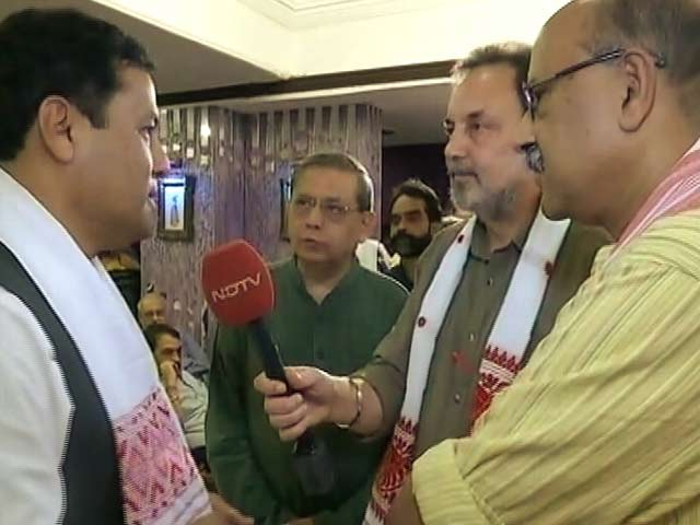 Video : Cow No Issue In Assam, We Have A Secular Way Of Life: BJP's Sarbananda Sonowal