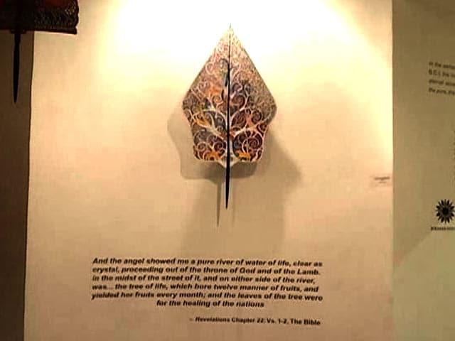 Video : Art Matters: The Universal Cosmic Tree