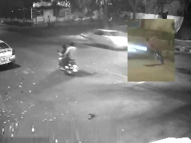 Video : Mercedes Hit-And-Run: Accused Teen A 'Repeat Offender', Say Police