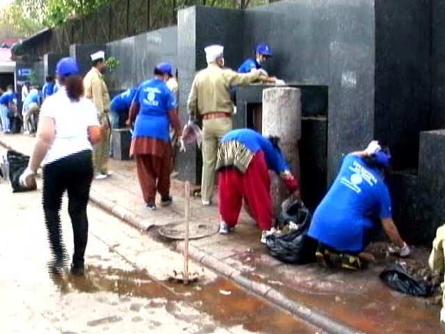 Video : Swachh Bharat, Swachh Rail