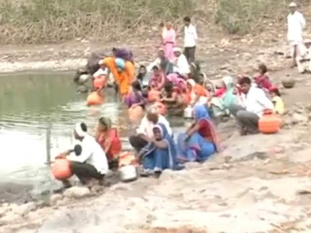 Video : मराठवाड़ा : पानी की कमी से बीड़ के हेलंब गांव का हाल बुरा