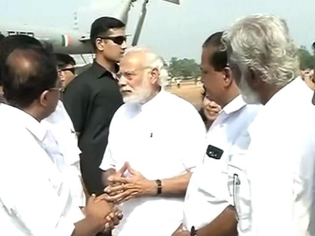 Video : केरल के मंदिर में मौत की आग, पीएम ने लिया हालात का जायजा