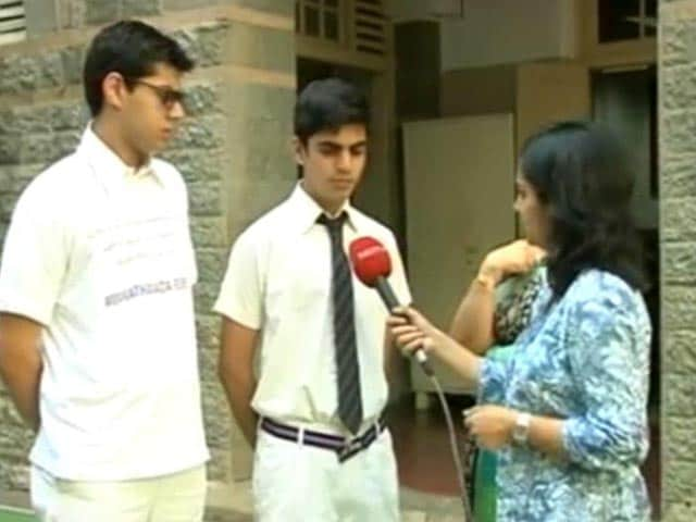 Video : In A Mumbai School, Students Raise Rs 20 Lakh For Drought-Hit Farmers
