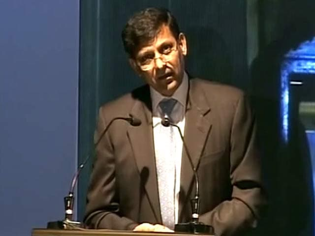 Video : RBI Holds Rs 8 Lakh Crore of Government Bonds: Rajan