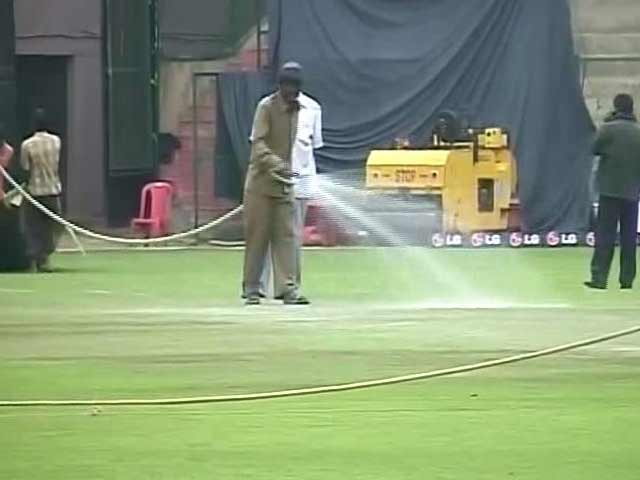 Video : Bengaluru Says Will Use Treated Sewage Water For Cricket Pitch