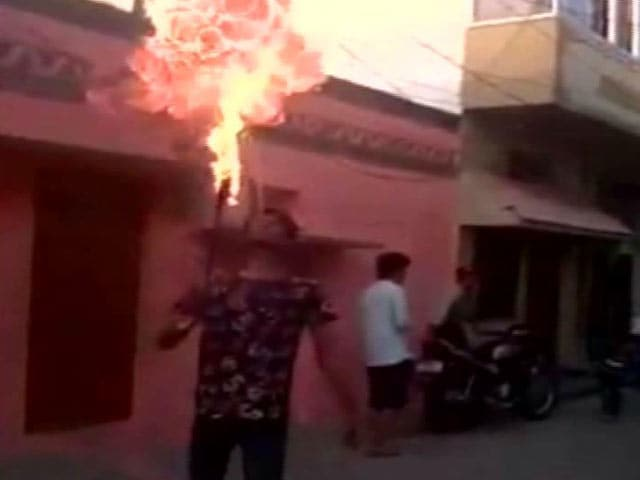 Video : Hyderabad 19-Year-Old's Stunt For TV Goes Wrong, Ends In Death