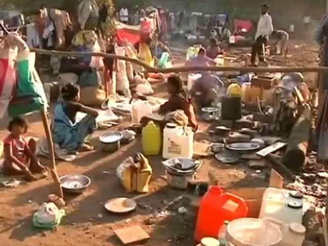 Video : Marathwada's Farmers Choose Mumbai's Uncertainties Over Dry Fields