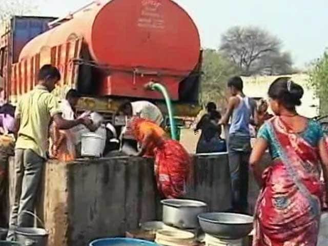 Video : Thane Water Crisis Leading to Unrest Among Residents