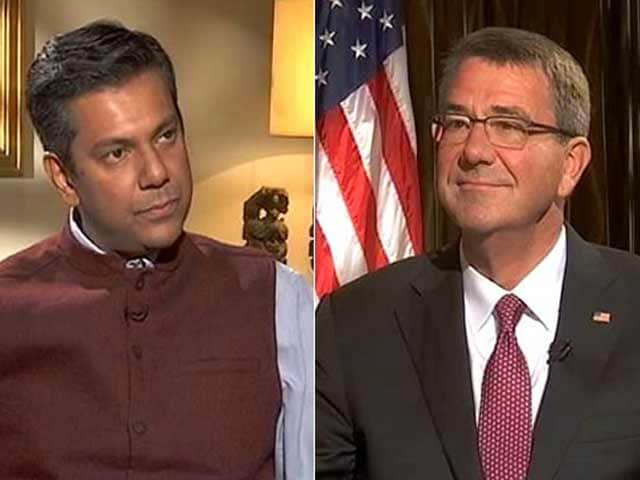 Video : US Forces May Be Deployed In India Under Special Circumstances: Ashton Carter