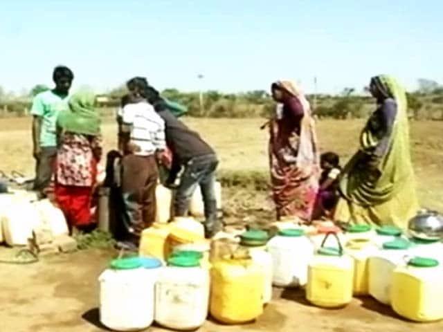 Video : मध्य प्रदेश : शिवपुरी जिले के गांवों में पानी के लिए दर-दर भटकते लोग