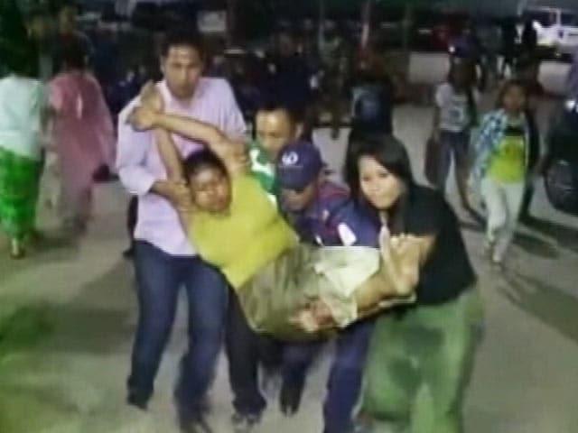 Video : देश के कई हिस्सों में भूकंप के तेज झटके, मणिपुर में 10 लोग घायल