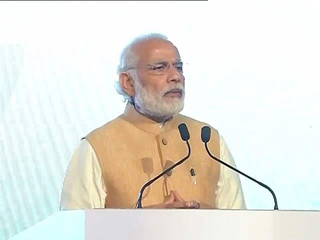 Video : 'Want To Restore India's Position In Global Maritime Sector,' Says PM Modi