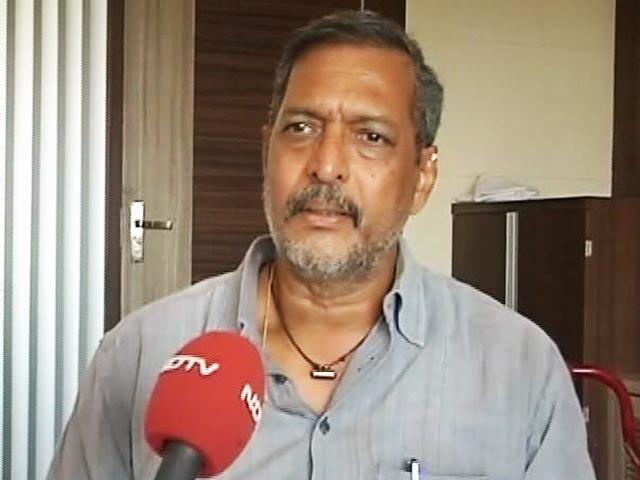 Videos : महाराष्ट्र में भीषण सूखे पर बोले नाना पाटेकर - हम भी फेल हुए और सियासत भी