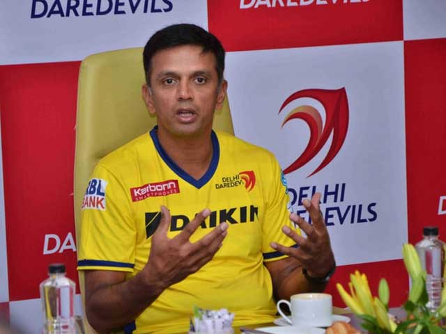 Video : Rahul Dravid Asks: Why Link IPL to Drought in Maharashtra?