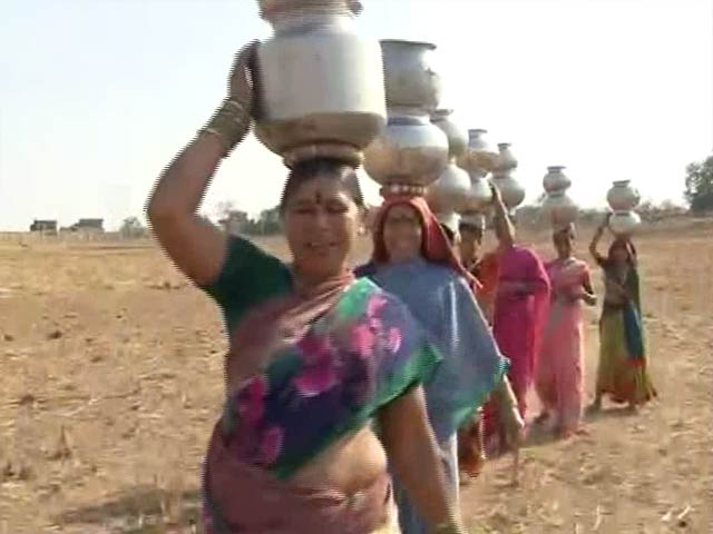 Video : These Images Shame Telangana Officers, Emergency Water Supplies Ordered