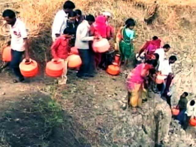 Videos : महाराष्ट्र में और गहराता पानी का संकट