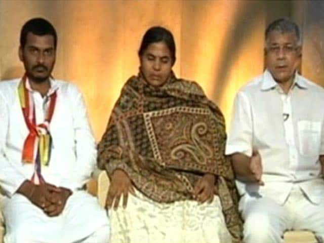 Video : Mr PM, Do You Want To Support Or Suppress Dalits: Rohith's Family