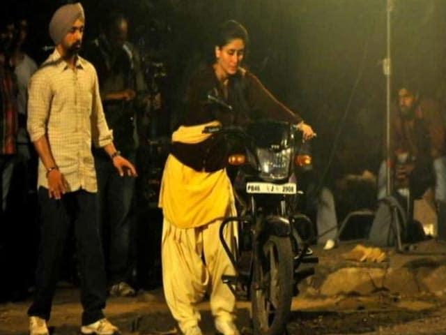 Video : First Look: Kareena Kapoor in <i>Udta Punjab</i>