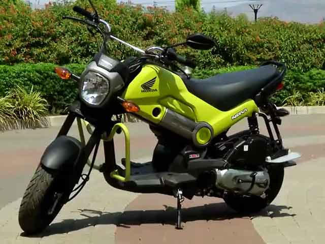 Honda NAVI: First LookHonda NAVI: First Look