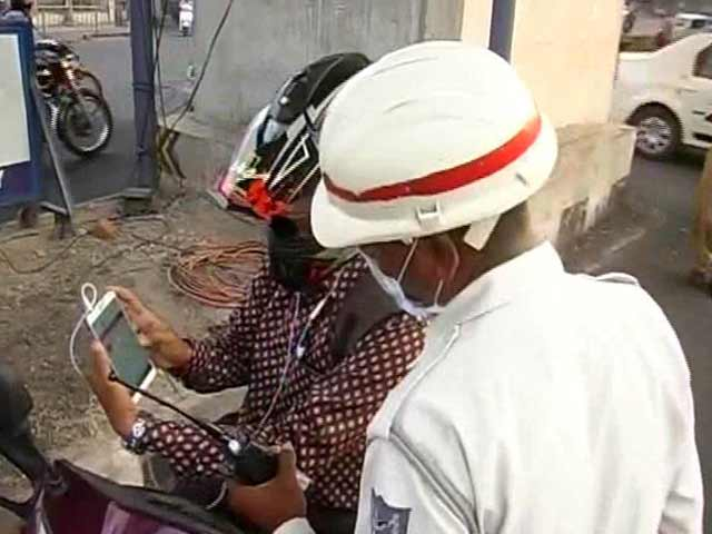Video : In Telangana, An App To Record Your Driving Licence, Car Registration