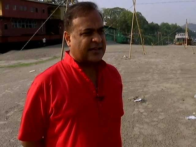 Video : Busy With Dog, Rahul Gandhi Ignored Us, Says Himanata Biswa Sarma